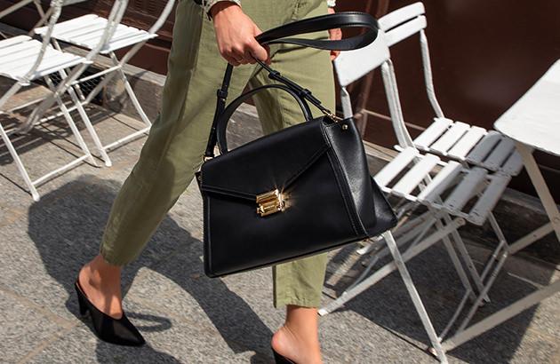 Dressing : sacs géométriques