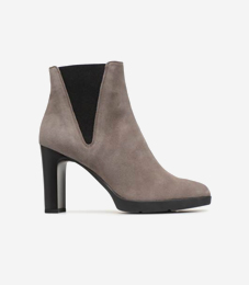 Bottines-chaussettes pour femme