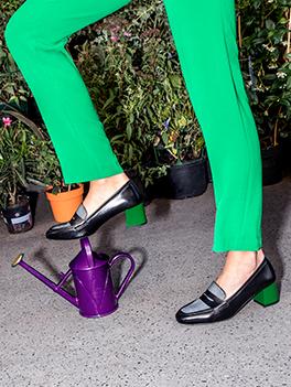 Sarenza sko og tasker til kvinder