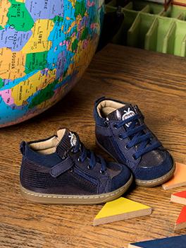 Sarenza sko og tasker til børn