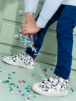 Sarenza skor och väskor för barn