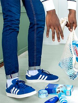 Sarenza skor och väskor för män