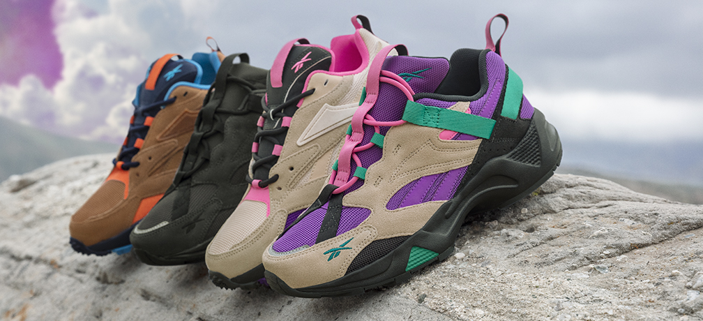 REEBOK COLLECTION TRAIL