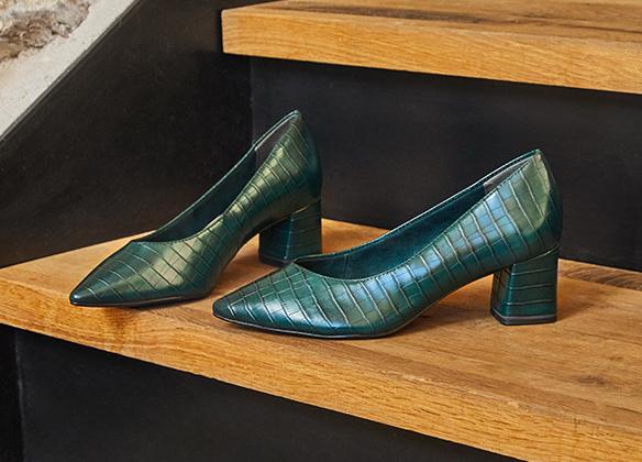 Auswahl Schuhe Komfort Damen Herbst-Winter 2020