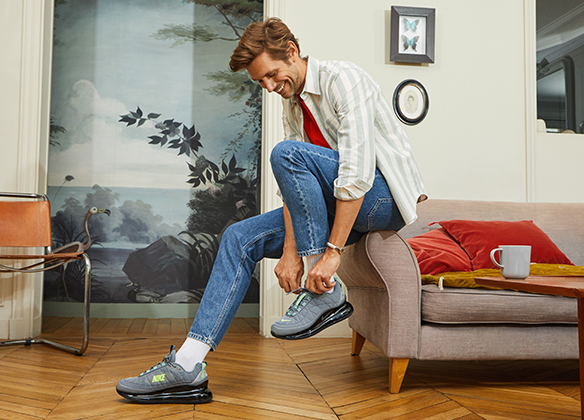 Back To Work Sneakers Must-Have uomo AI 2020