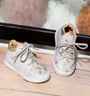 Auswahl Schuhe Babys Herbst-Winter 2020