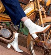 Auswahl Boots & Stiefeletten Damen Herbst-Winter 2020