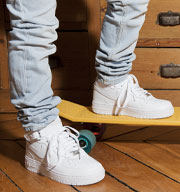 Auswahl Sneaker Kinder Herbst-Winter 2020