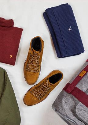 Zapatos selección hombres Octubre 2020