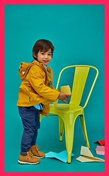 I love Shoes Enfant - Anniversaire Octobre AH20