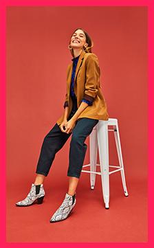 I love Shoes Femme - Anniversaire Octobre AH20