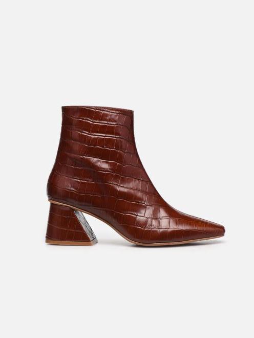 Classic Mix Boots #12 - Marron
