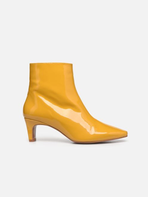 Classic Mix Boots #2 - Jaune