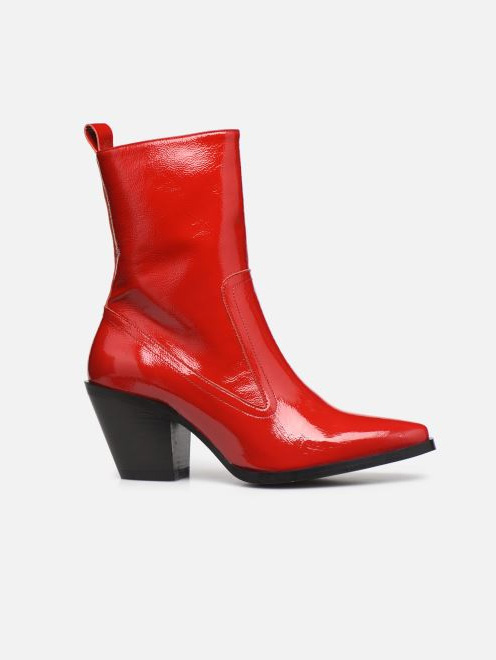 Electric Feminity Boots #4 - Rouge