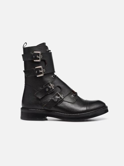 Electric Feminity Boots #9 - Noir