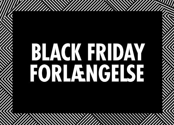 Black Friday op til -70%