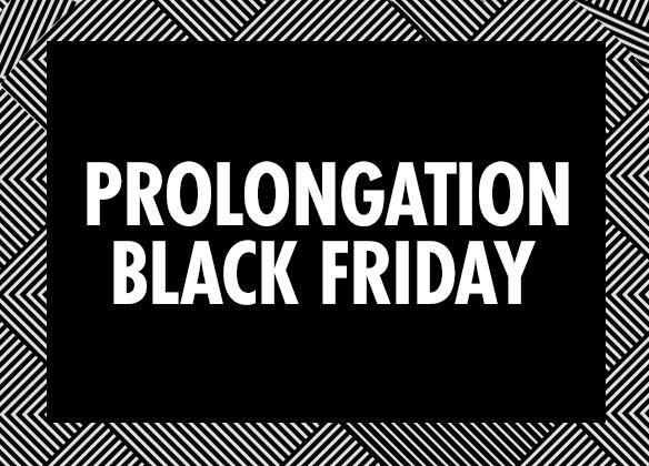 Black Friday jusqu'à -70%