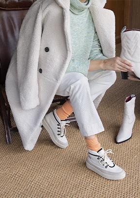 Sélection chaussures Femme AH20