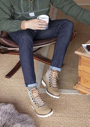 Selección zapatos hombre AH20
