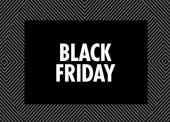 Black Friday hasta -70% !