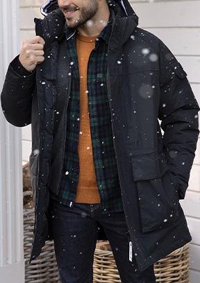 Valg af frakke til mænd AW20