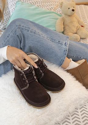 Auswahl Schuhe Kinder AH20