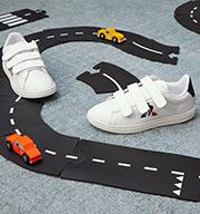 Auswahl Sneaker Kinder PE21