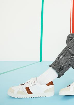 Iconische Sneakers Heren SS21