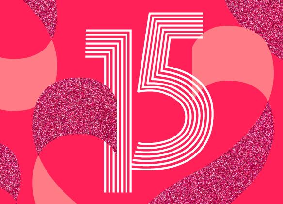 15 Jaar Sarenza - Verjaardag Oktober 2020