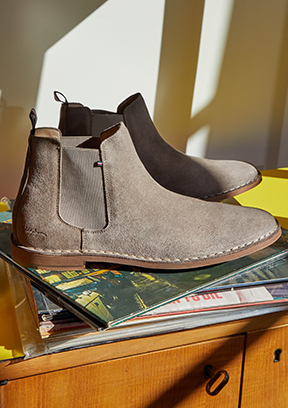 Bottines Homme AH20