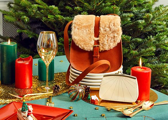 Weihnachten Geschenke Damen Taschen AH20