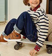 Selección de la nueva colección textil para niños AH21