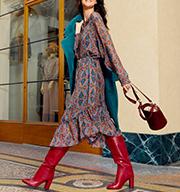 Selección de la nueva colección textil femenina AH21