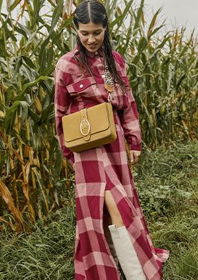 Mujer bolsos Octubre AH21