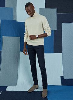 Les jeans slims