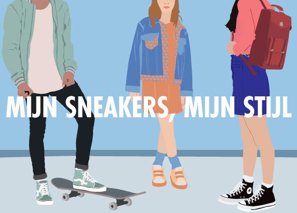 Sneakers en kleding tot -50%