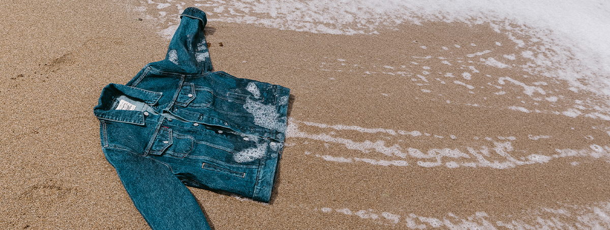 Chaque goutte compte : Water<Less® by Levi's®