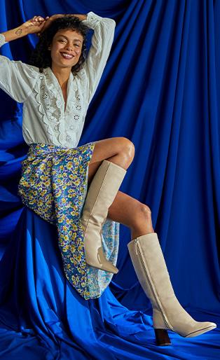 Chaussures femmeSarenza chaussure sur internet