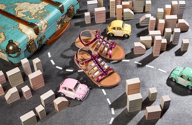 Sandales pour fille Sarenza