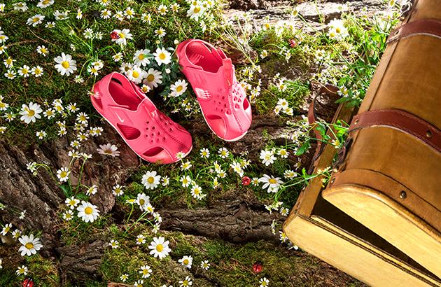Chaussures de marche enfant Sarenza