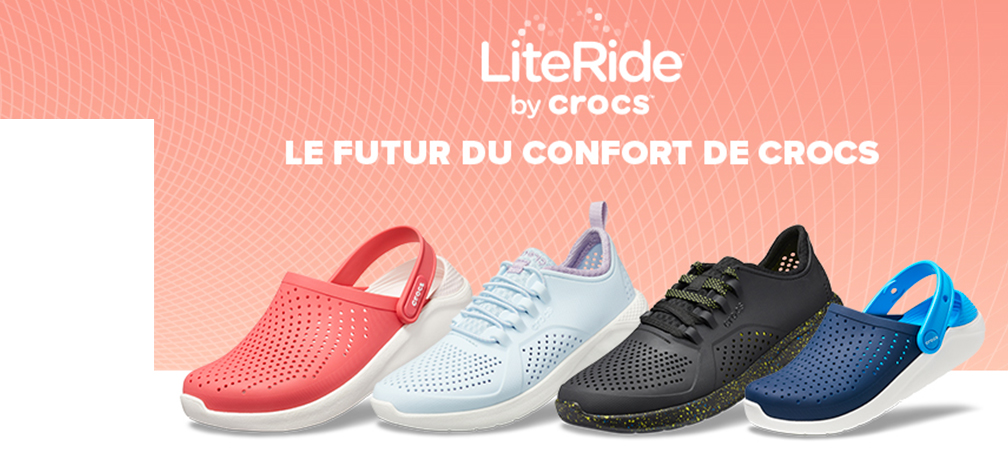 Collection LiteRide Crocs