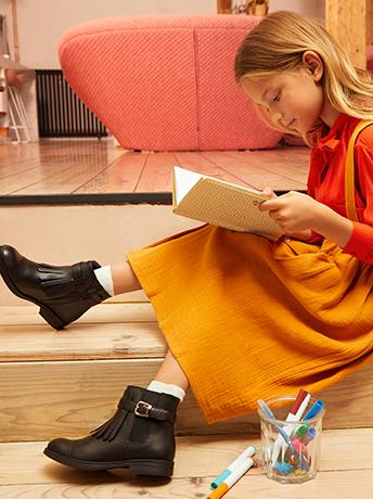Chaussures enfant Sarenza.ch, le spécialiste chaussure