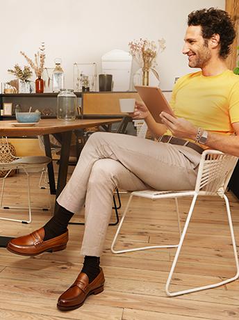 Chaussures homme Sarenza.be, N°1 de la chaussure homme sur