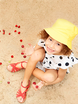 SARENZA SHOES AND BAGS FOR KIDS