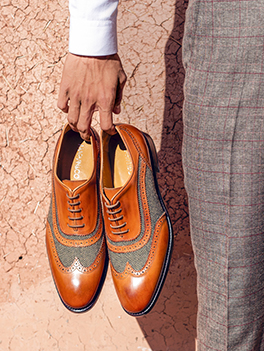 SARENZA SHOES AND BAGS FOR MEN