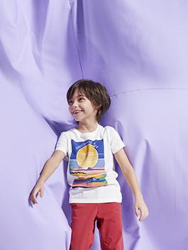 Sarenza Textile pour Enfant