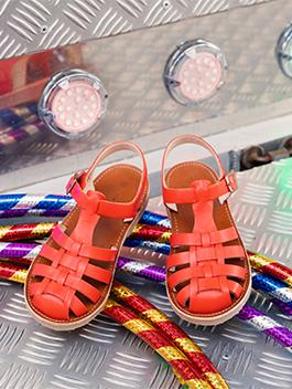 Sarenza schoenen en tassen voor kinderen