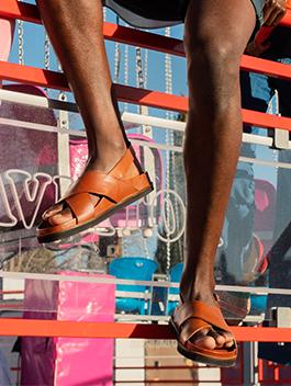 Sarenza schoenen en tassen voor heren