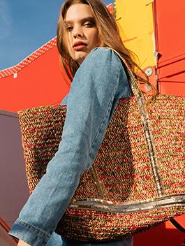 Sarenza sko, tasker og tøj til kvinder