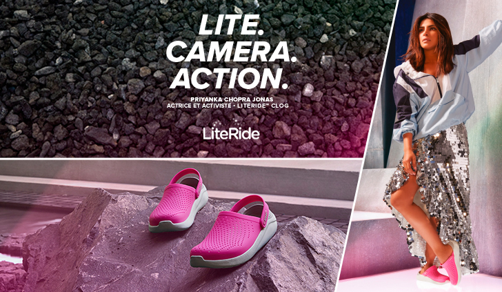 Collection LiteRide Crocs